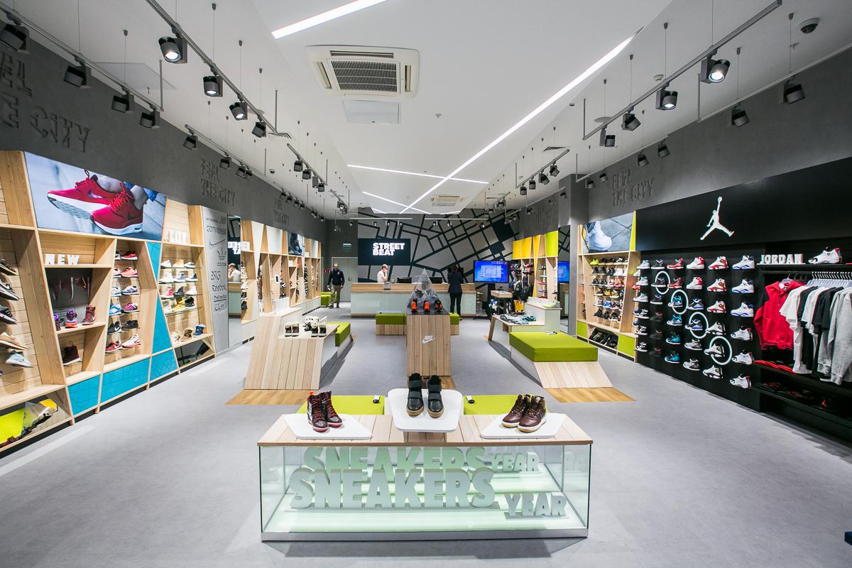 0ad2e39b37dc Пресс-релиз  Состоялось открытие уникальной по формату сети магазинов  спортивной обуви Street Beat - PRonline