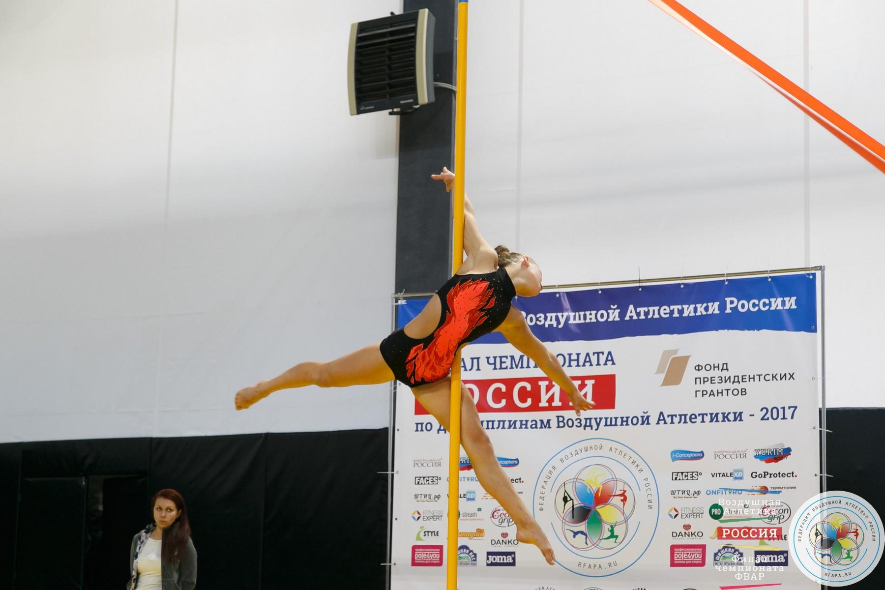 Итоги Финала чемпионата России по Воздушной Атлетике-2017