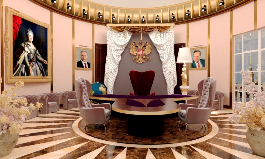 Для Ксении Собчак, первой леди - кандидатке в президенты России, создадут штаб-квартиру