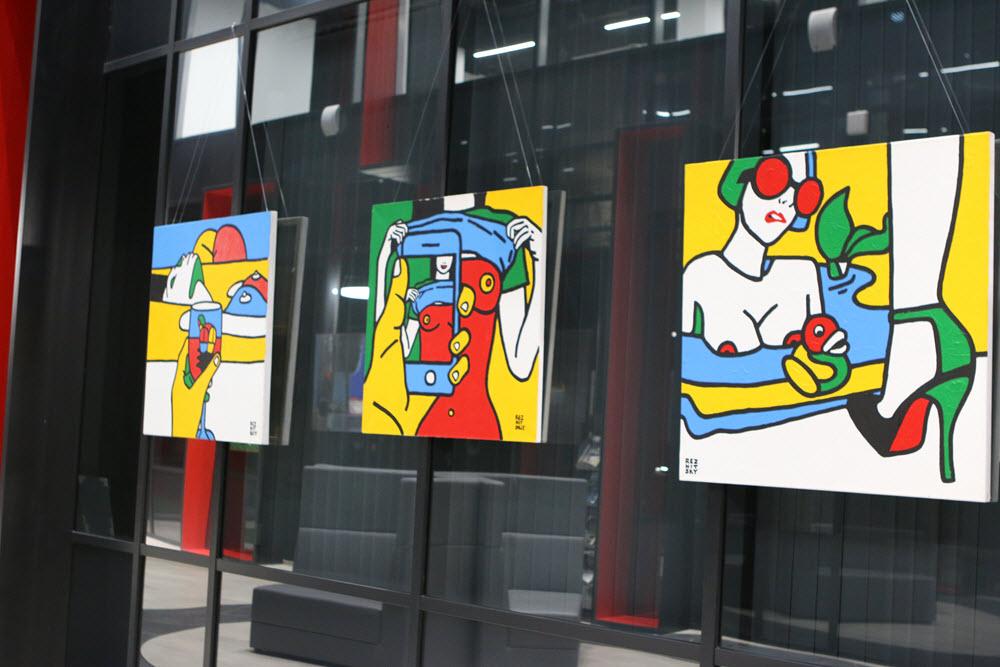 На юго-западе Москвы откроется музей русского современного искусства Pop Up Museum