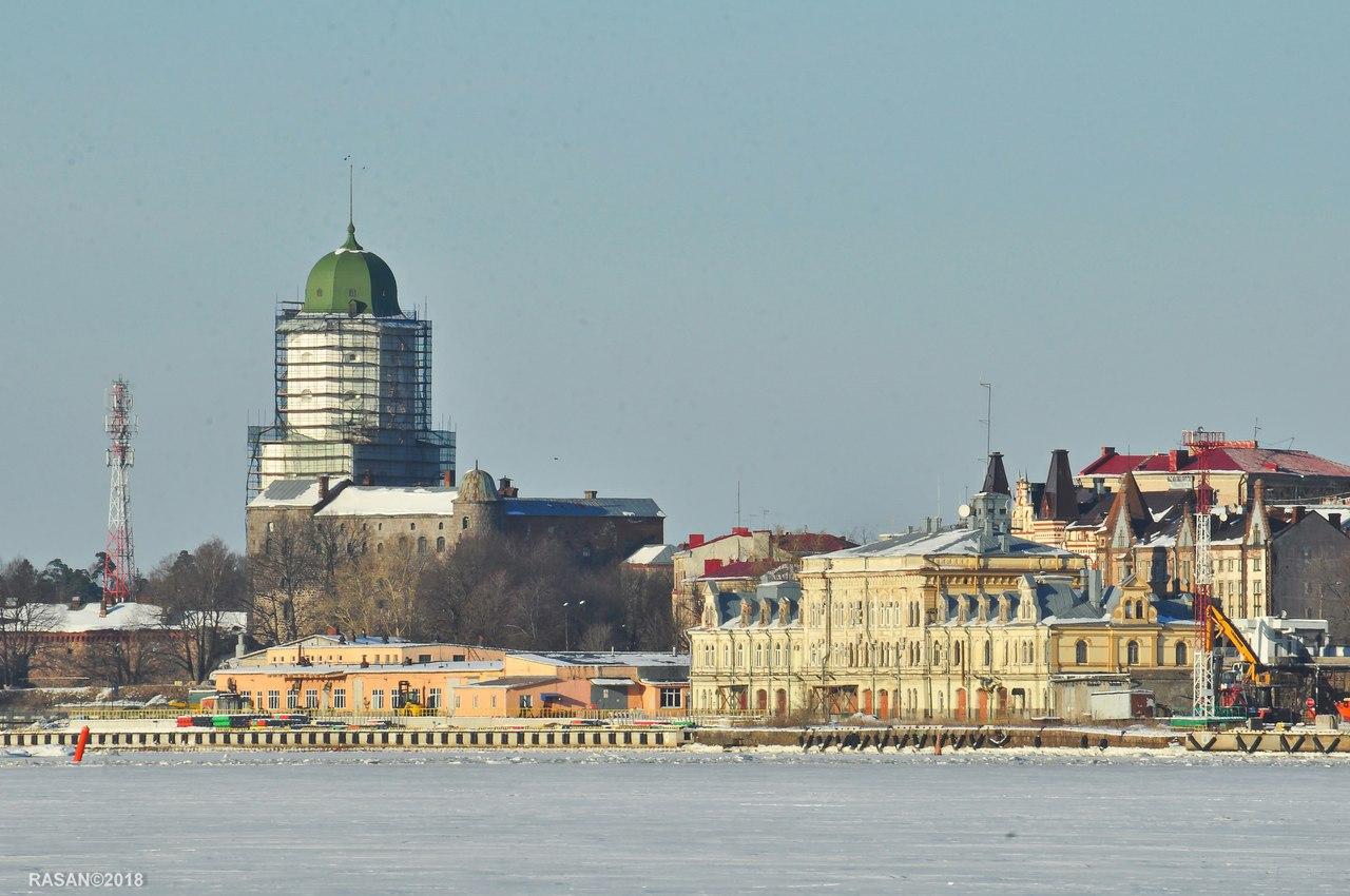 Автобусный маршрут по следам викингов запустят из Петербурга в Выборг
